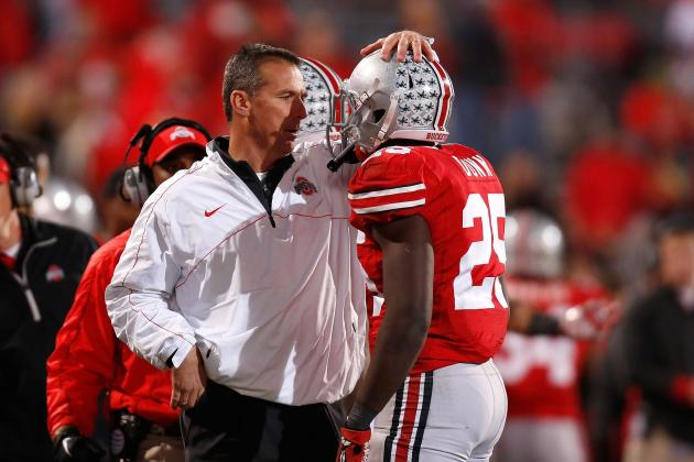 Ohio State Football: Why Isn't Anyone Talking Urban Meyer for Coach of the Year?