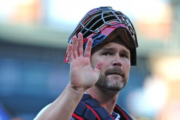 Report: Yankees Have Interest in David Ross