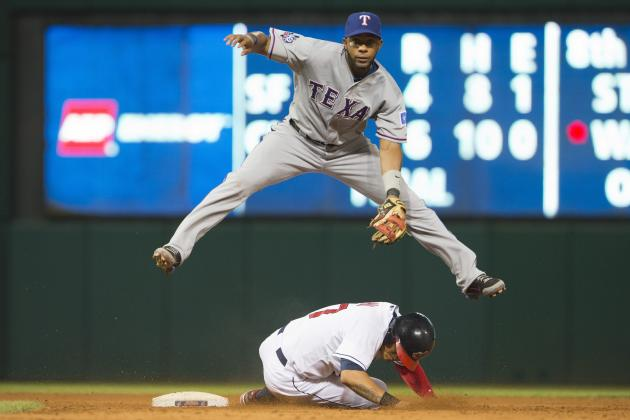 Why Elvis Andrus Is the Perfect Shortstop of the Future for the Boston Red Sox