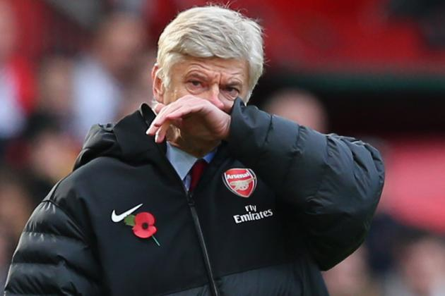 Wenger: We Must Maintain Our Confidence