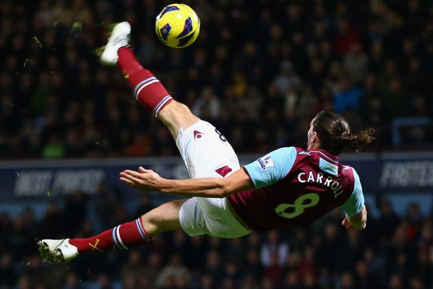 Spurs Consider Carroll with Liverpool Open to Offers Despite Hammers Loan