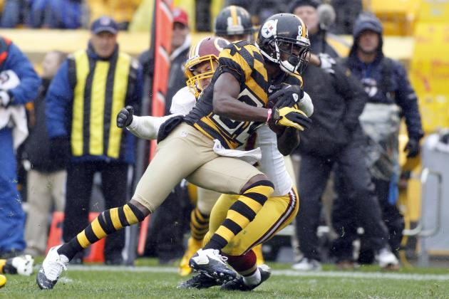 Antonio Brown Injury: Underrated Fantasy Rookies to Snag in Place of Steelers WR