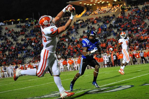 Chad Morris' Clemson Offense Flying High, Pushing for More