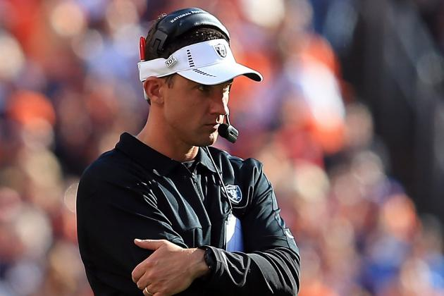 Dennis Allen on the Raiders' Situation