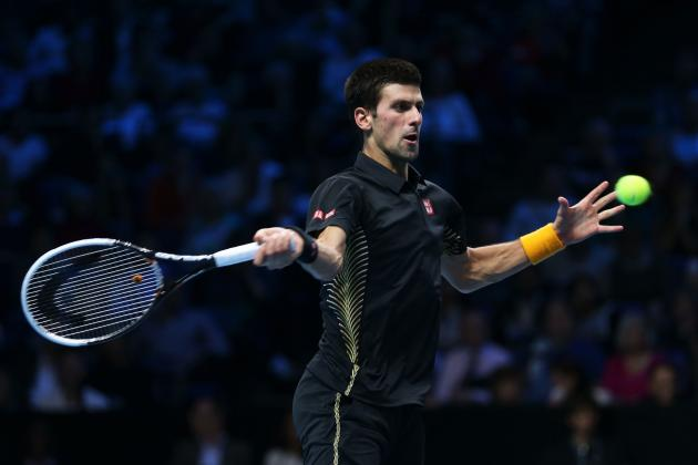 ATP World Tour Finals 2012: Day 1 Scores, Results and Recap