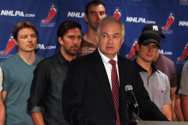 NHL Lockout: What Will the Next NHL CBA Offer Look Like?