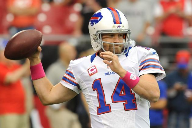 Fantasy Football Projections: QBs Set for Huge Showings in Week 10