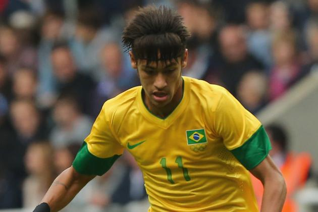 Manchester City Not on Neymar's Agenda