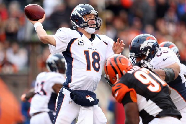 Peyton Manning: Broncos QB Destined to Meet Andrew Luck in Postseason