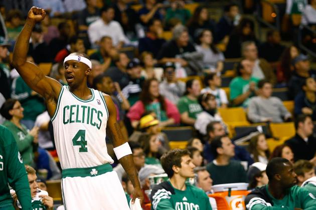 Jason Terry's Irrational Confidence Will Get Boston Celtics Spinning Their Tires