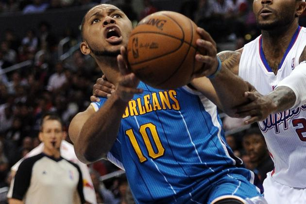 Eric Gordon to Undergo Rehab Work for Next Few Weeks