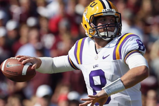 Mettenberger Talks About Step Forward in Tough-to-Stomach Loss to Alabama