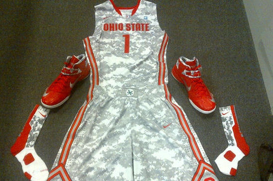 Eight Teams Will Unveil New Camouflage Jerseys for Their Season Openers