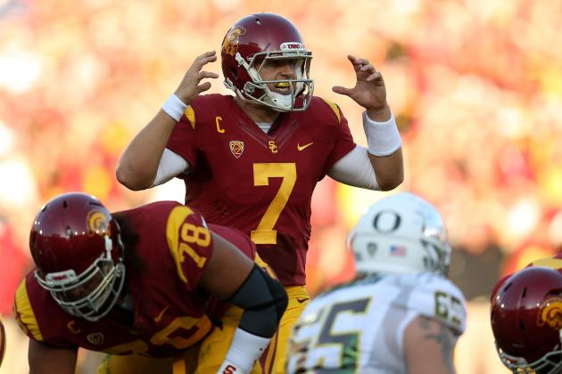 Matt Barkley Still Deserves to Be the No. 1 Overall Pick in the 2013 NFL Draft