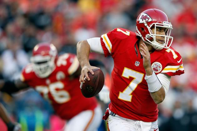 Who Has the NFL's Worst Offense: Jaguars or Chiefs?
