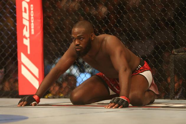 Jon Jones vs. Chael Sonnen Set for April 27th in New Jersey