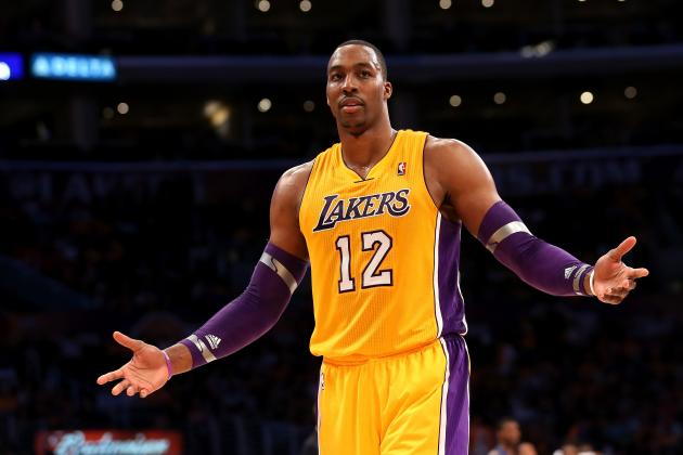 Lakers' Howard Dislikes New ASG Ballot Format