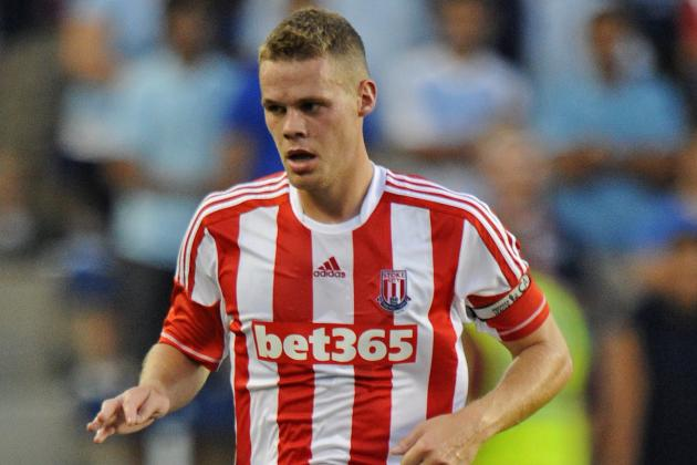 Stoke City Hoping New 6-Year Deal for Shawcross Will Ward off Man Utd