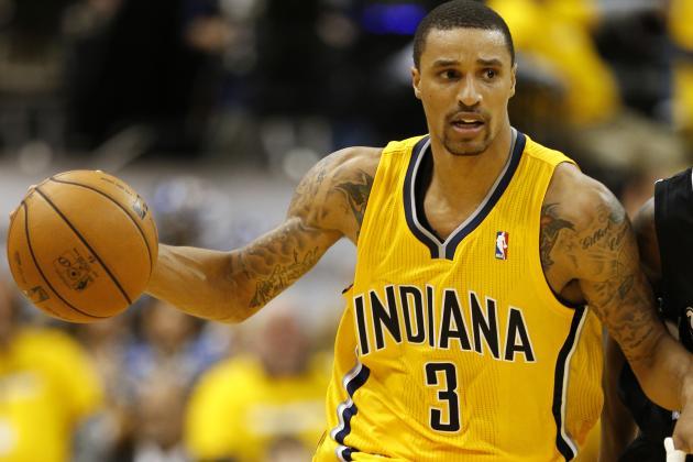 NBA Gamecast: Pacers vs. Spurs