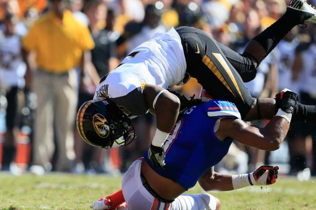 Mizzou's Offense Can't Cash in Defensive Gifts
