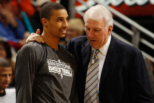 Popovich Keeps Close Tabs on Hill's Development