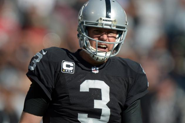 Lack of Chemistry Is Limiting Oakland Raiders' Passing Game