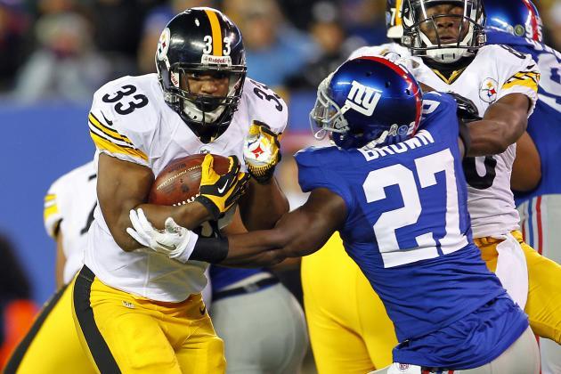 Weak Run Defense Will Ruin New York Giants Super Bowl Chances