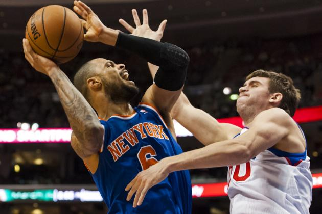 New York Knicks vs. Philadelphia 76ers: Live Score, Results and Game Highlights