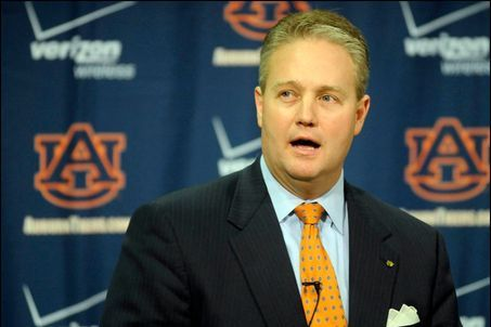 Auburn Football: Why AD Jay Jacobs Should Have the Same Fate as Gene Chizik