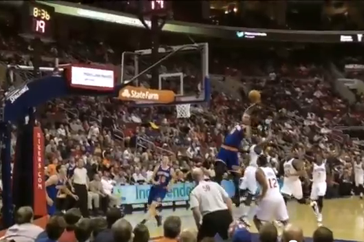 JR Smith Booms Hard vs. Sixers