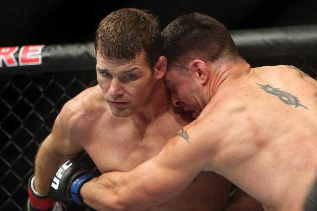 UFC Announces Full Card for UFC on FX: Belfort vs Bisping