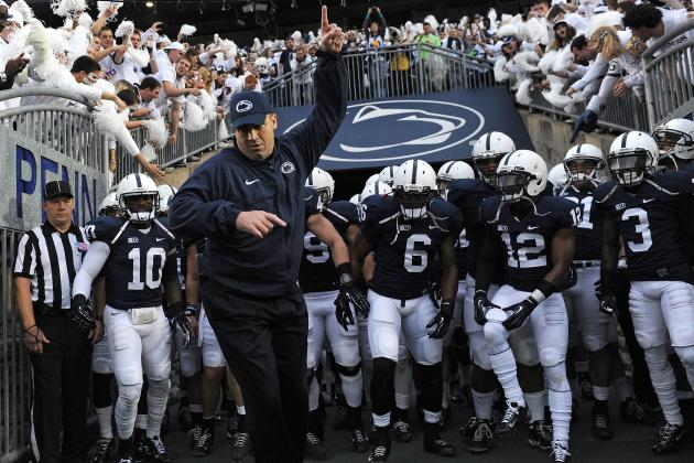Penn State Football: Loss to Nebraska Would Be Minor Blip in Rebuilding Process