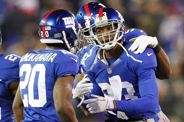 New York Giants: Odds on Home-Field Advantage, Playoff Seeds & More