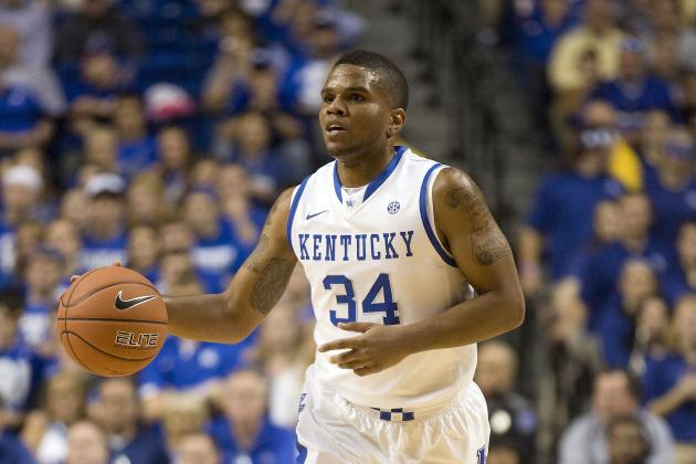 Kentucky Wildcats Basketball: What Julius Mays Injury Means for Rotation