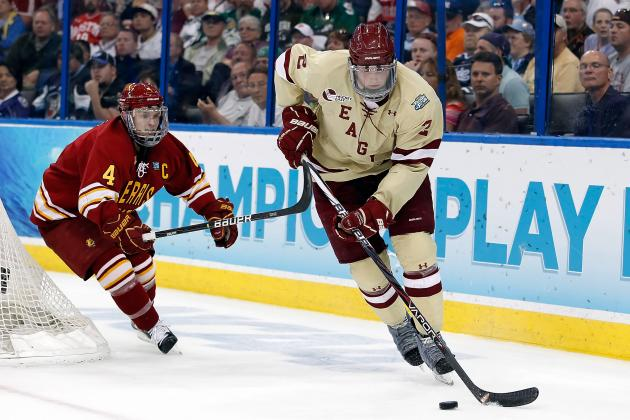 College Hockey Power Rankings: Boston College Still on Top