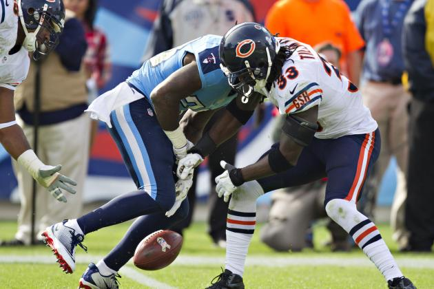 Charles Tillman: Chicago Bears Cornerback Is a Legitimate MVP Candidate