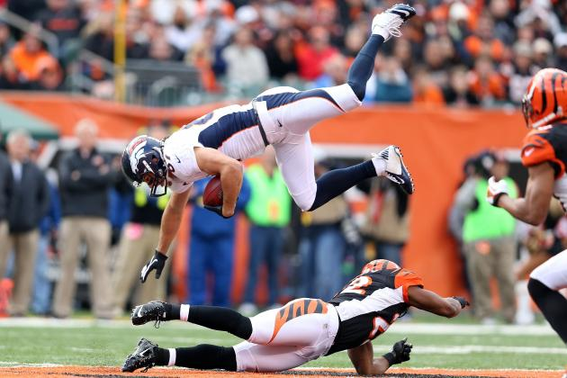 Eric Decker:  Denver Broncos MVP After Peyton Manning