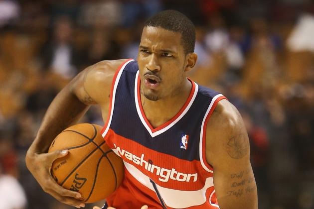 Trevor Ariza Struggles to Feel Comfortable with the Washington Wizards