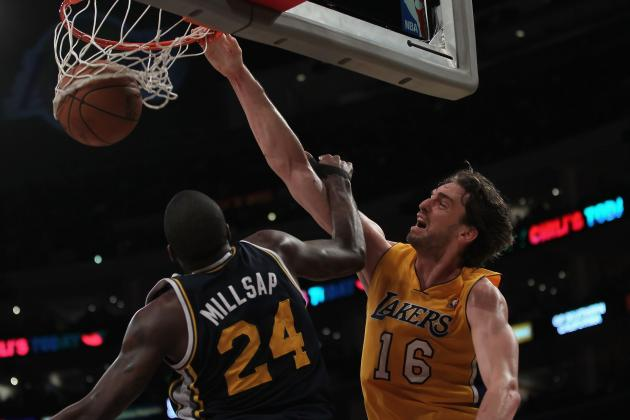 Los Angeles Lakers vs. Utah Jazz: Preview, Analysis and Predictions