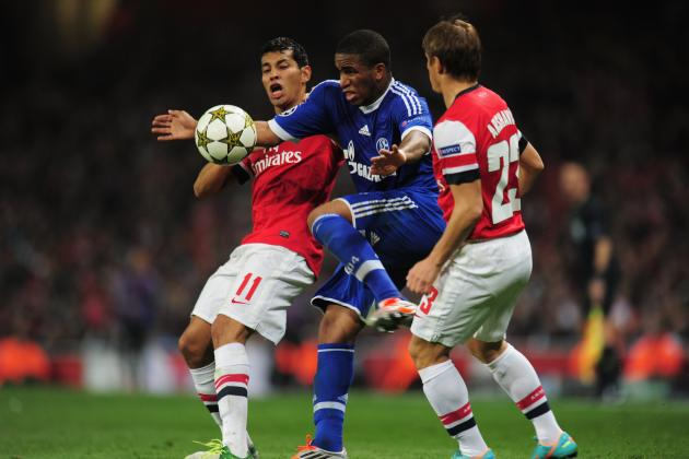 Schalke vs. Arsenal: Date, Time, Live Stream, TV Info and Preview