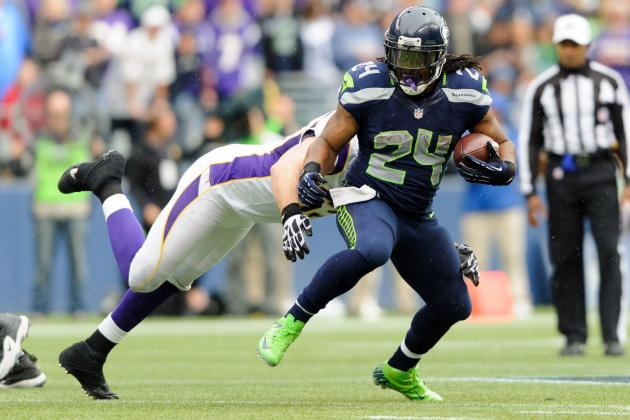 2012 Fantasy Football Week 10: Running Backs (RB) Rankings/Projections