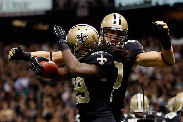 New Orleans Saints Cruise to 28-13 Win Over Reeling Philadelphia Eagles