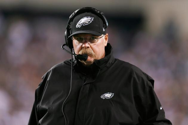 Philadelphia's Loss to the Saints Should Be Andy Reid's Last as Eagles Coach