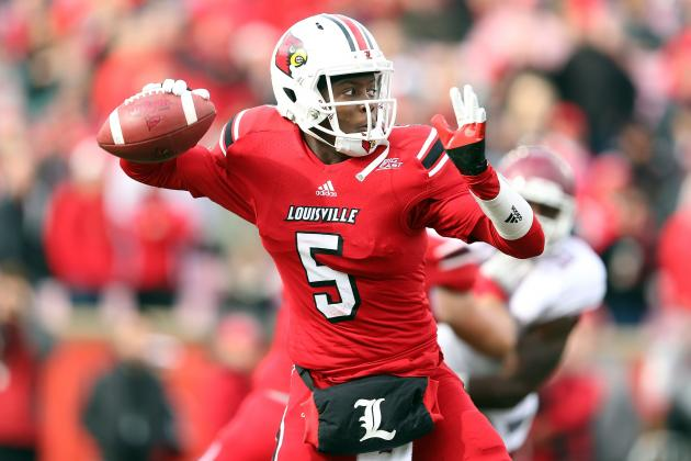 Louisville vs. Syracuse: Complete Game Preview and Predictions