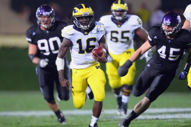 Northwestern vs. Michigan: TV Schedule, Live Stream, Radio, Game Time and More