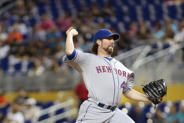 New York Mets Could Trade R.A. Dickey and Alienate Fans