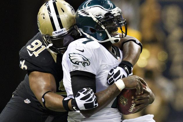 Eagles vs Saints: Playoff Aspirations Aren't Realistic for Pair of 3-5 Teams
