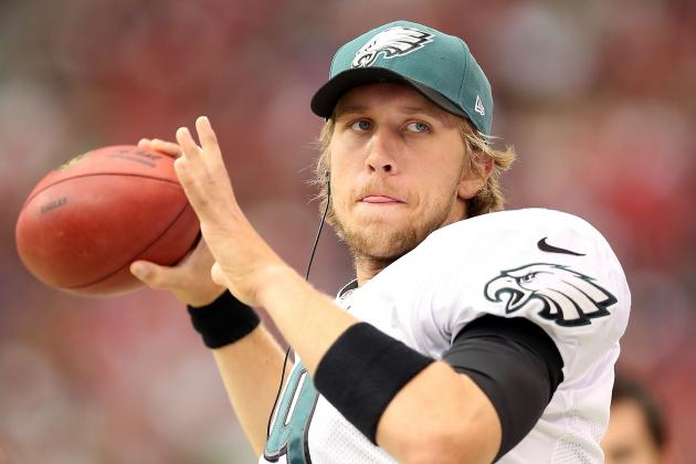 Buying or Selling Nick Foles As Starter Over Michael Vick for Eagles in Week 10