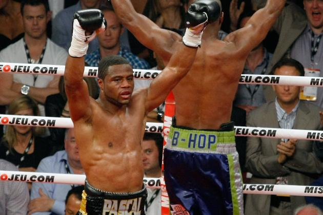 Jean Pascal to Make Ring Return on Dec. 14, Big Fights to Follow