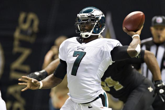 Michael Vick Responds to Brother's Tweets Saying He Wants out of Philly
